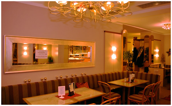 Cafe | Cafe Escher
