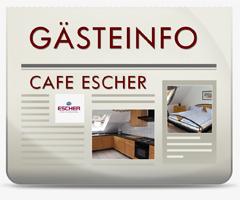 Cafe Escher Gästeinfo als PDF