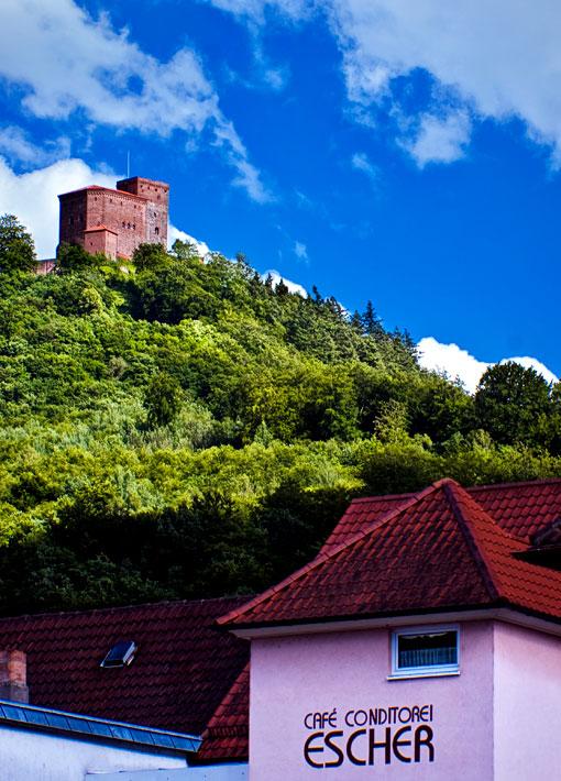 Cafe Eschwer in Annweiler